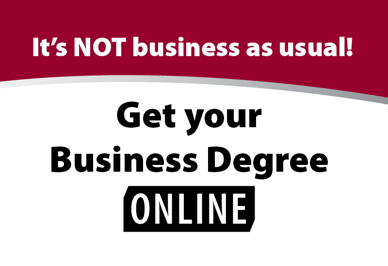 McMurry Online Business Degree